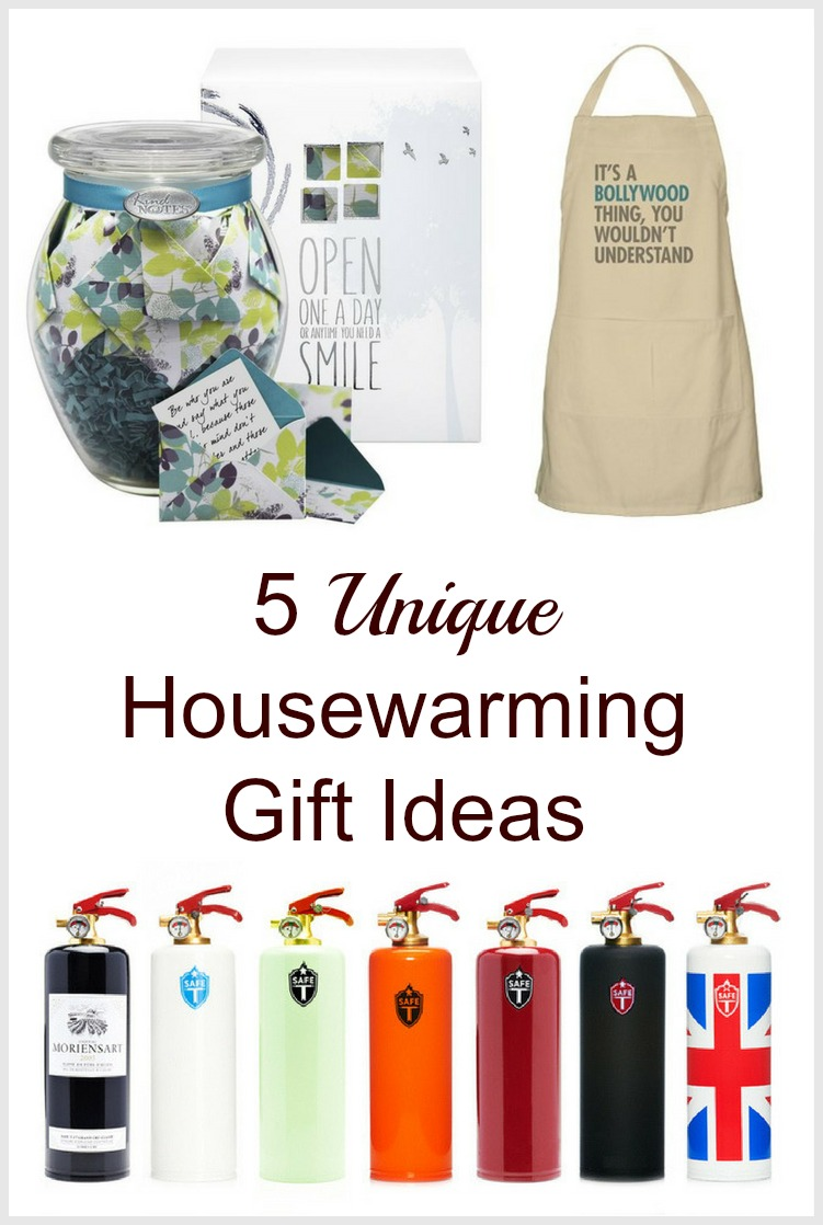 Unique Housewarming Gift Ideas 5 Unique Housewarming Gift