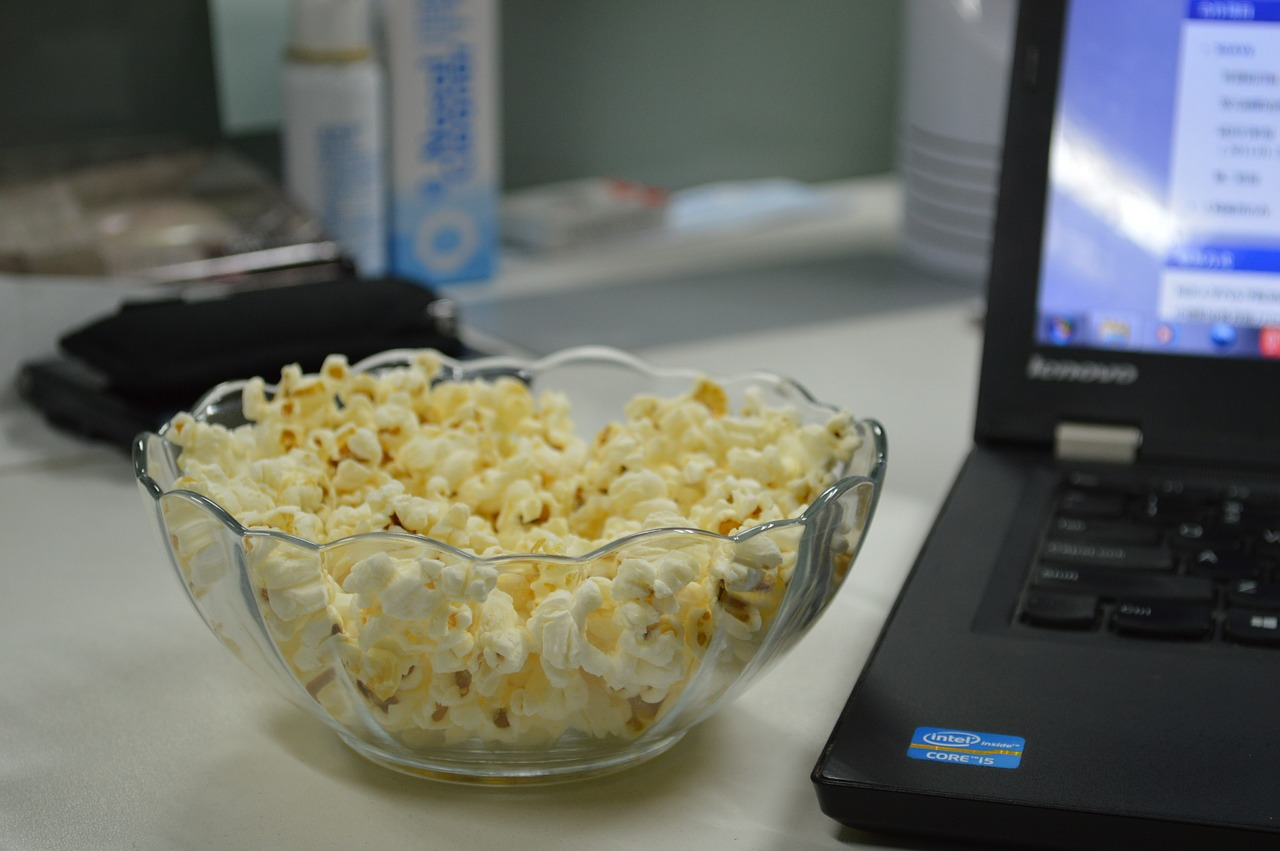 SA Buzz - Healthy HAbits - popcorn