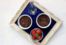 chocolate lava pots