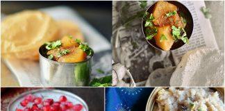 Navratri Recipe Roundup