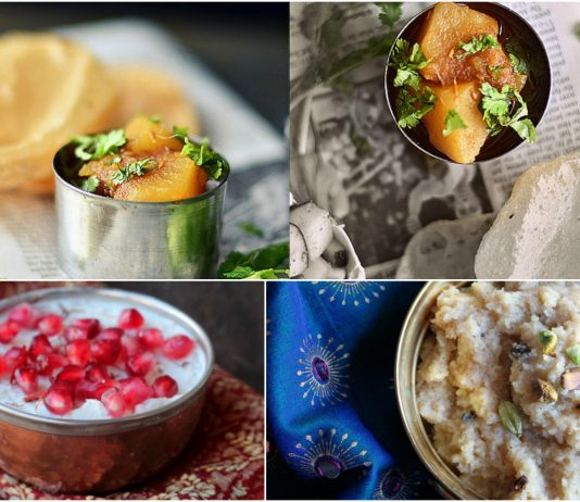Navratri Recipe Roundup