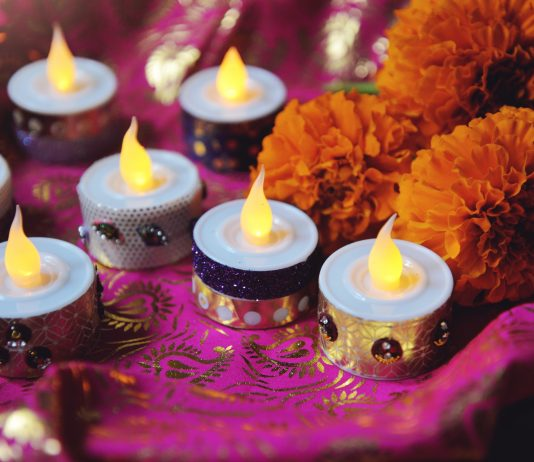 DIY Diwali Diya Craft