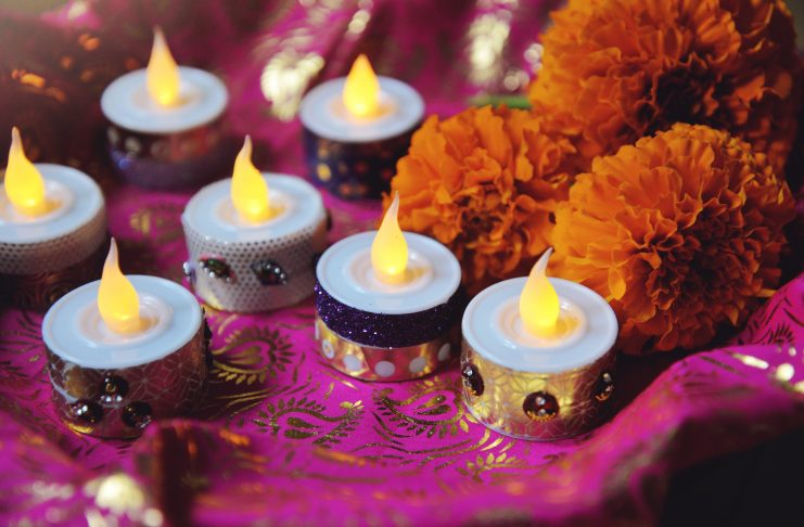DIY Diwali Diya Craft
