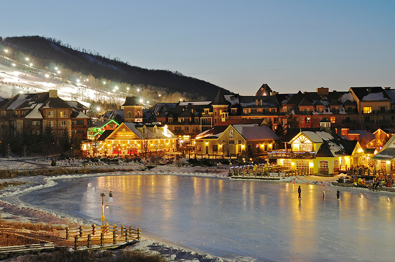 8 Canadian Winter Getaways