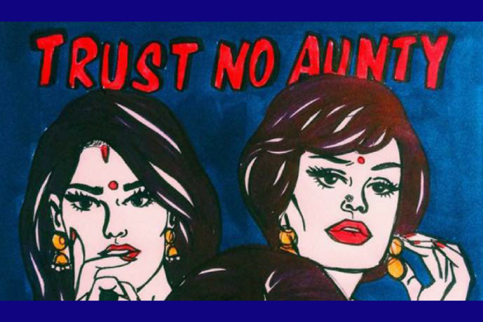 Trust No Aunty - Book Review