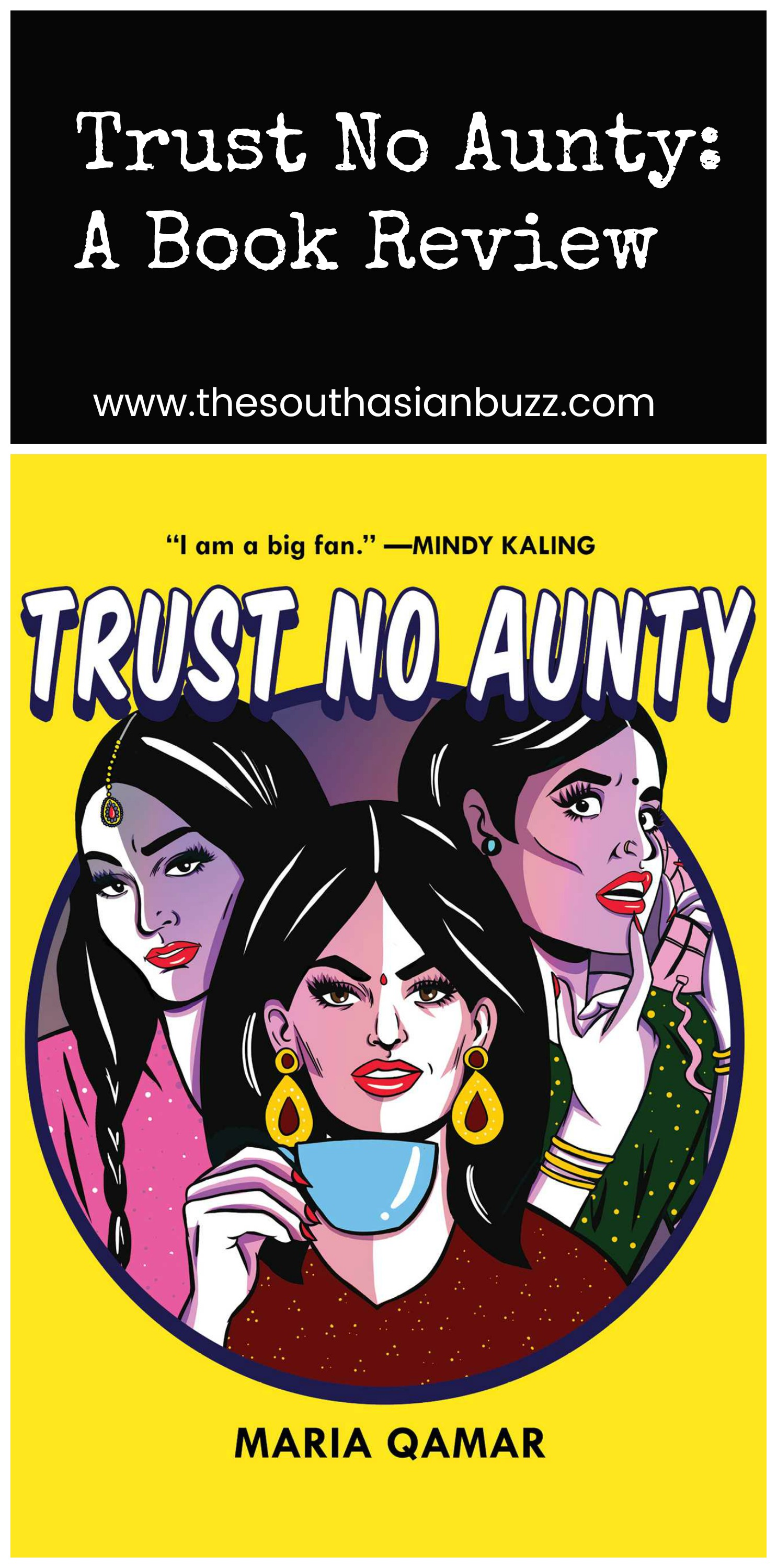 trust no aunty book review