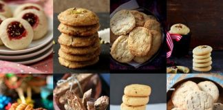Cookies Inspired by Desi Flavors