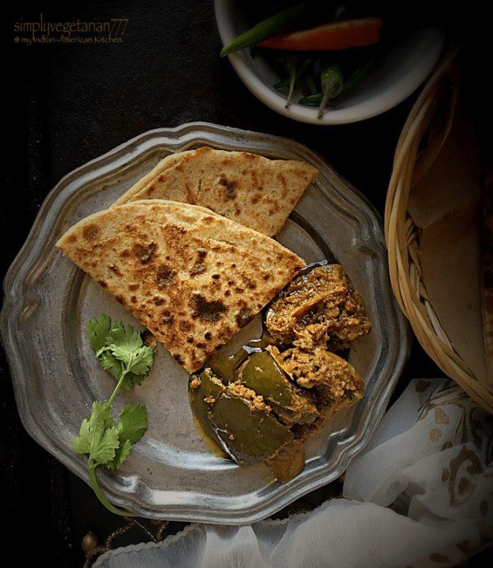 Cheese & Chilli Parantha