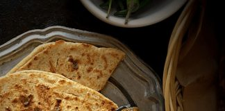 Cheese & Chilli Parantha
