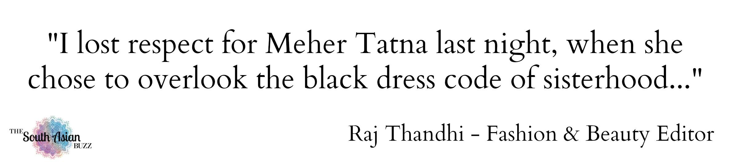 Meher Tatna