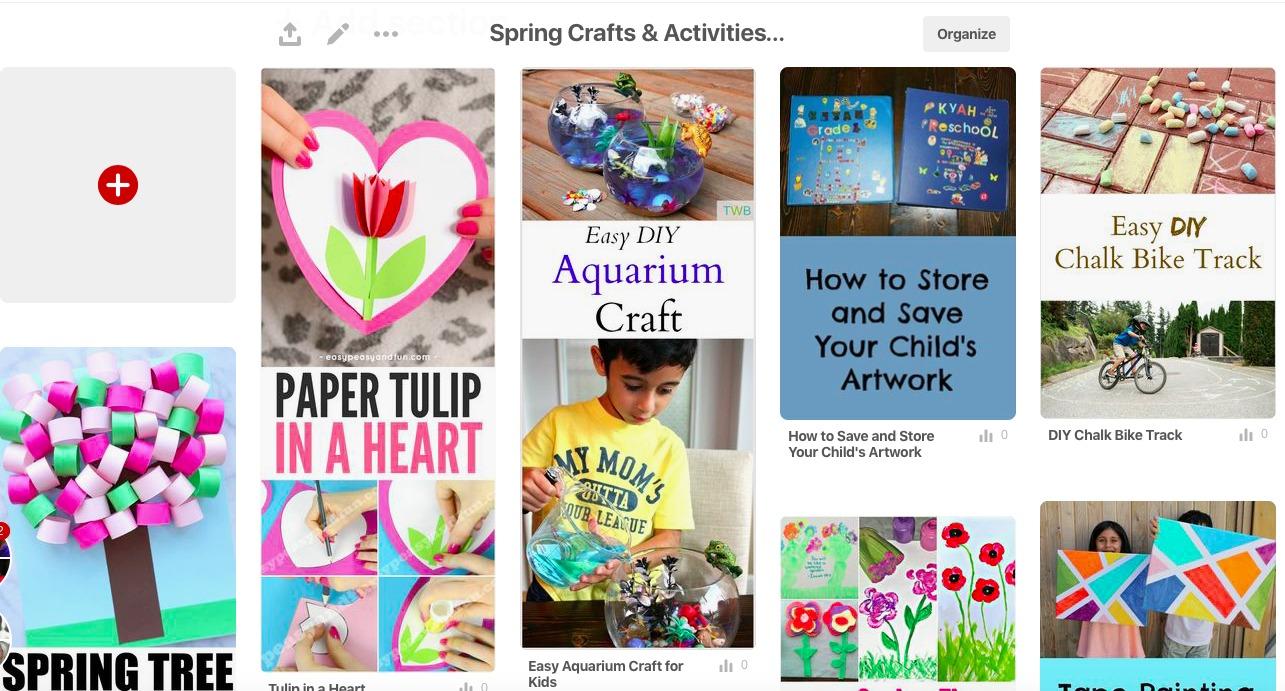 Spring Break Ideas on Pinterest
