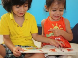 tips on How to create a love of reading in kids