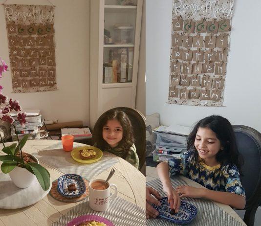 let kids fast in ramadan
